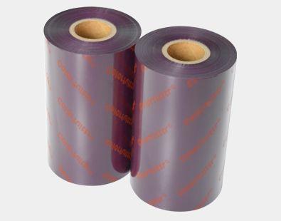凯乐弗彩色碳带品牌生产的CVT2紫色条码碳带