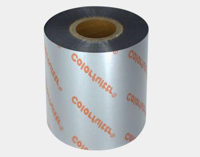 凯乐弗碳带品牌生产的CSV2条码打印机银色碳带
